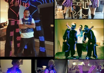 LED DANCE SHOWS & COSTUME RENTAL