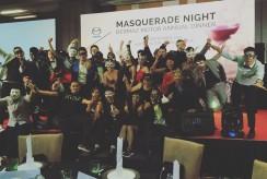 Madza Annual Dinner Flashmob Staff