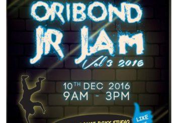 ORIBOND JR JAM VOL 3 2016